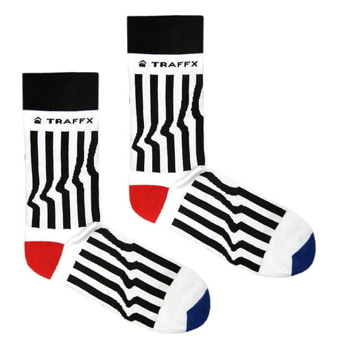 Traffx - PILOT Socken (black) ***LOCK DOWN***