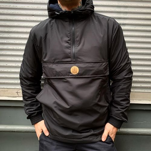 Hafenstyle - HS Wappen Overjacket (black)