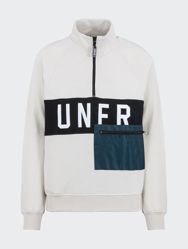 Unfair Athletics - UNFR Halfzip (cream)