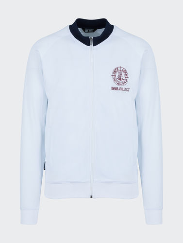 Unfair Athletics - DMWU Tracktop Nzza (white) ***SALE***