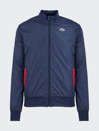 Unfair Athletics - Hash Windrunner Tracktop (navy) ***Regen Angebot***