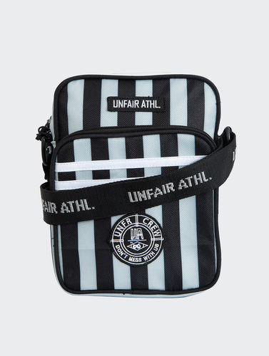 Unfair Athletics - DMWU Striped Bag (grey) ***SALE***