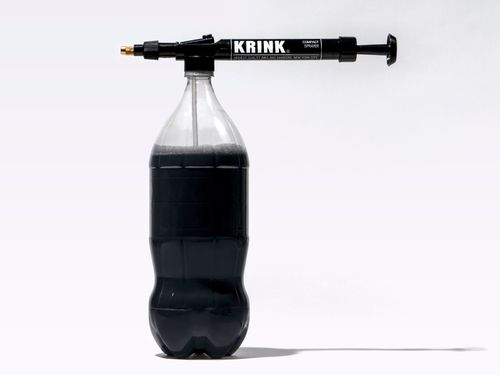 Krink - Compact Sprayer Aufsatz (black)