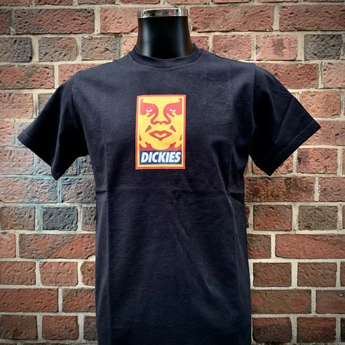 Dickies - Obey T-Shirt (black) ***SALE***