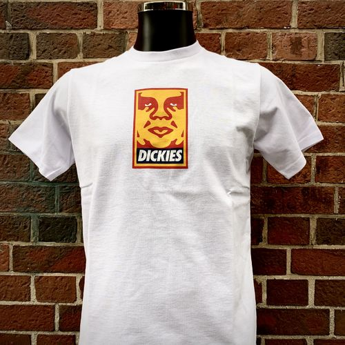 Dickies - Obey T-Shirt (white) ***SALE***