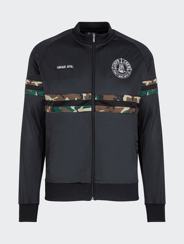 Unfair Athletics - DMWU Camo Tracktop (black / camo)