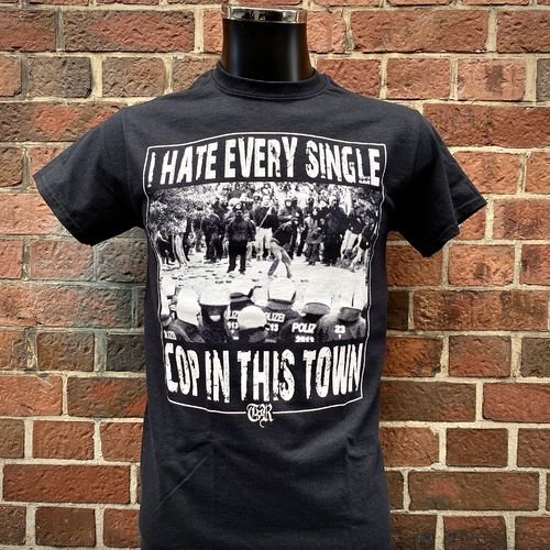 True Rebel - This Town T-Shirt (black)