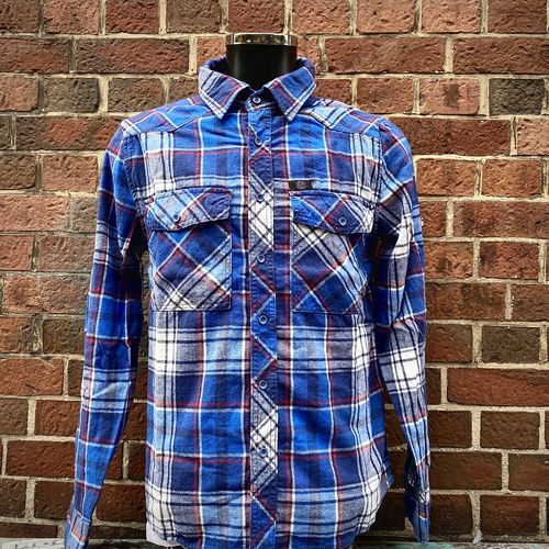 Hafenstyle - Lumberjack (red / white / blue)