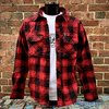 Hafenstyle - Lumberjack (red / black)