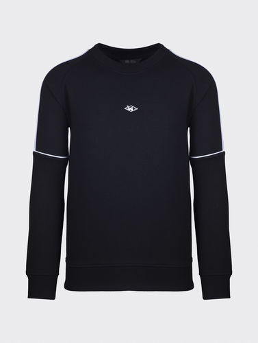 Unfair Athletics - Hash Basic Crewneck (black) ***LOCK DOWN***