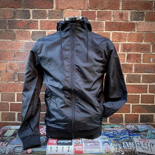 Hafenstyle - Black Action Jacket (black)