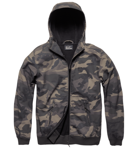 Vintage Industries - Ashore Softshell Jacket (dark camo)