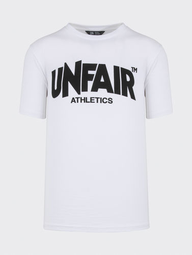 Unfair Athletics - Cassic Label T-Shirt (white) aw20