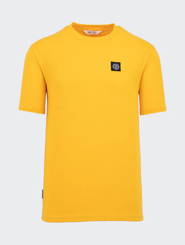 Unfair Athletics - DMWU Patch T-Shirt (yellow) bis 5 XL